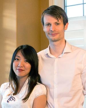 Eric Vander Wal & Bailey Tian Xu