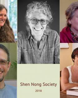 Image of 2018 The Shen Nong Society