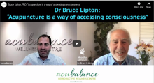 Image of Bruce Lipton PLAY VIDEO